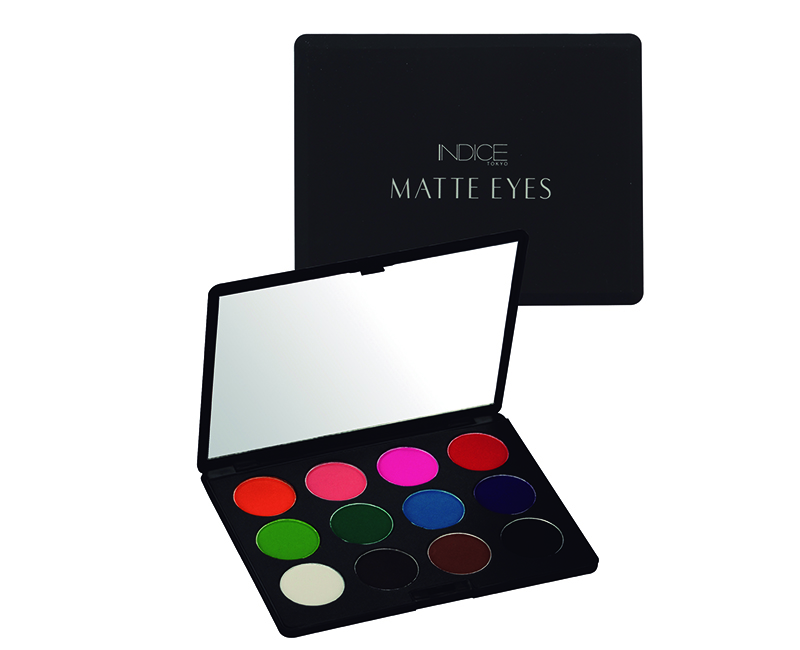 Matte Eyes -  Matte Off Shine